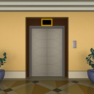 Closed Elevator Doors6